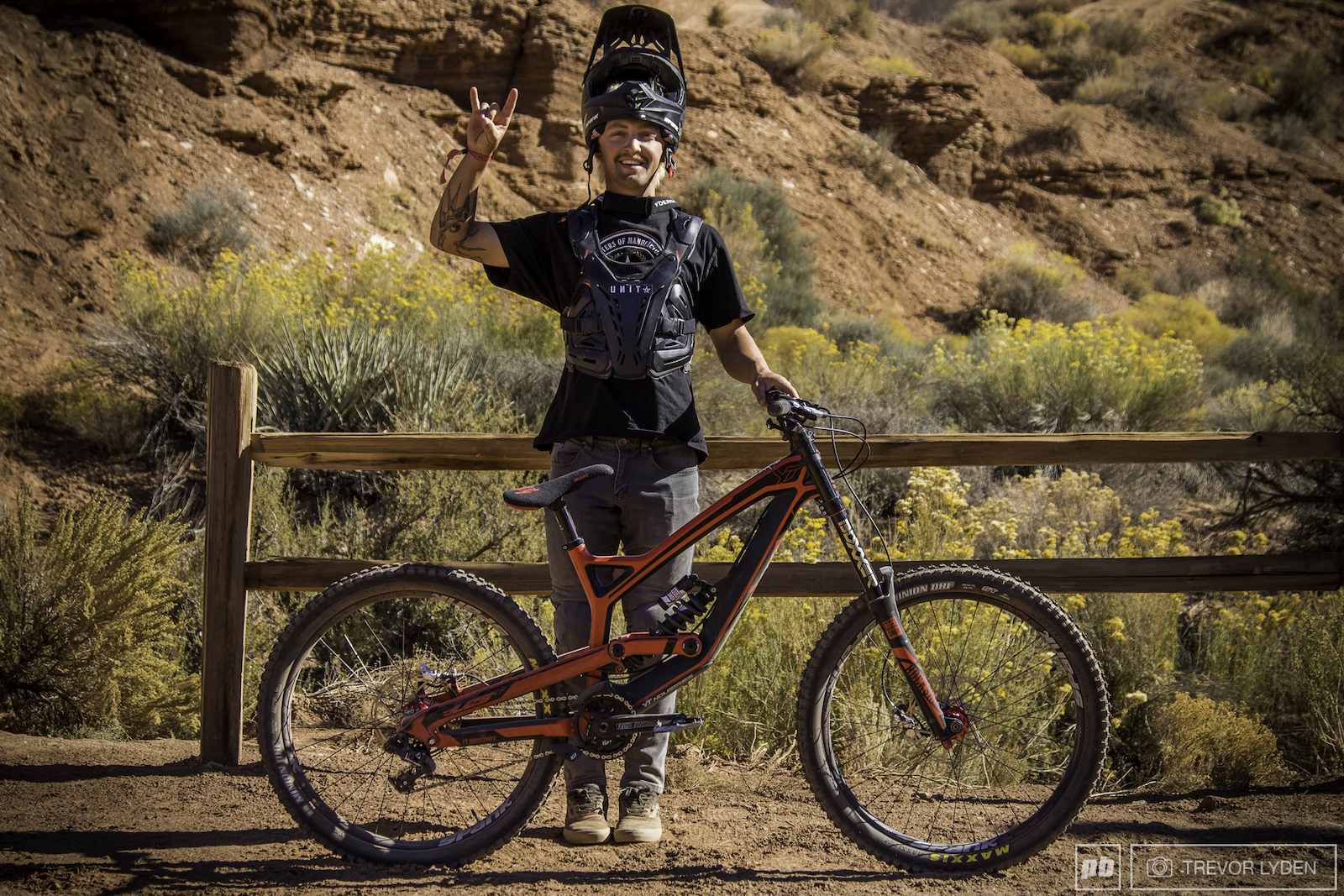 Red Bull Rampage 2017 Bikes