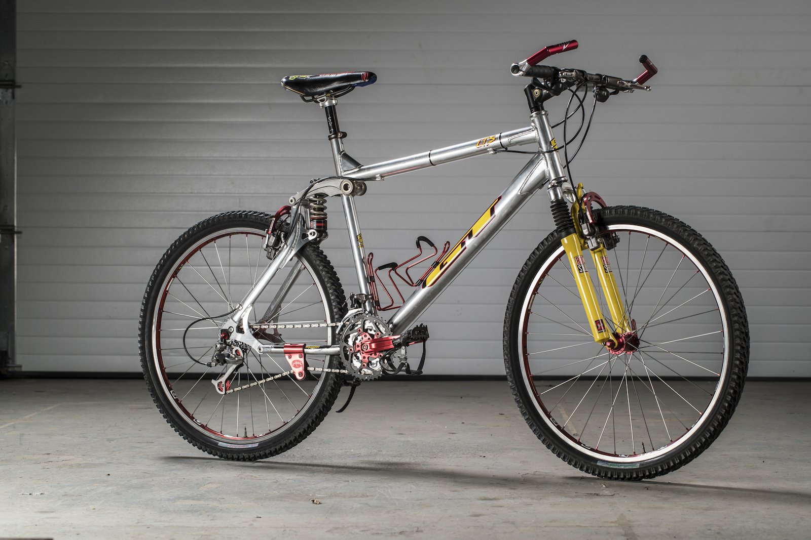 2b2e9399276 Now THAT Was a Bike: 1995 GT LTS - Pinkbike