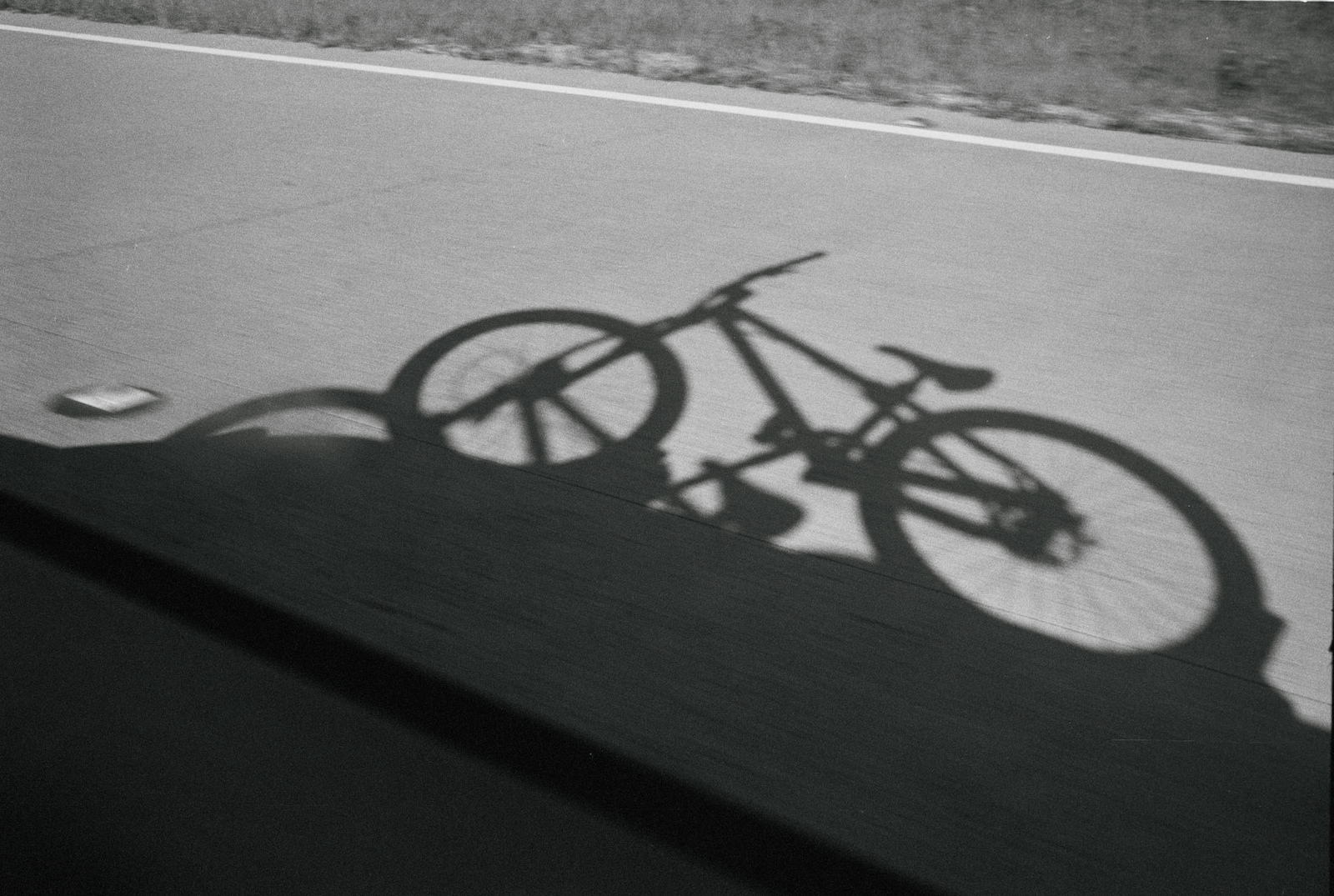 The shadow of a NICOLAI BMXTB