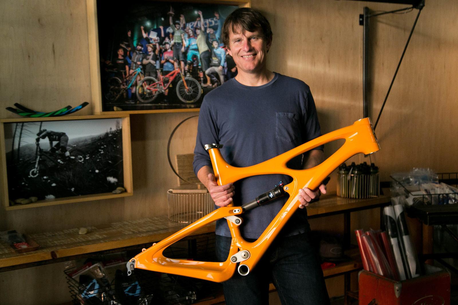 Hans Heim Ibis Cycles