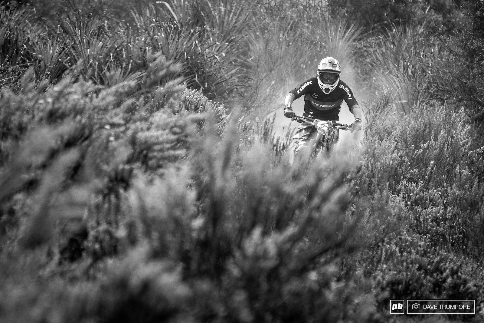 At 17 years of age Jeronimo Burns was the youngest rider in the race eventually finishing a vert respectable 13th.
