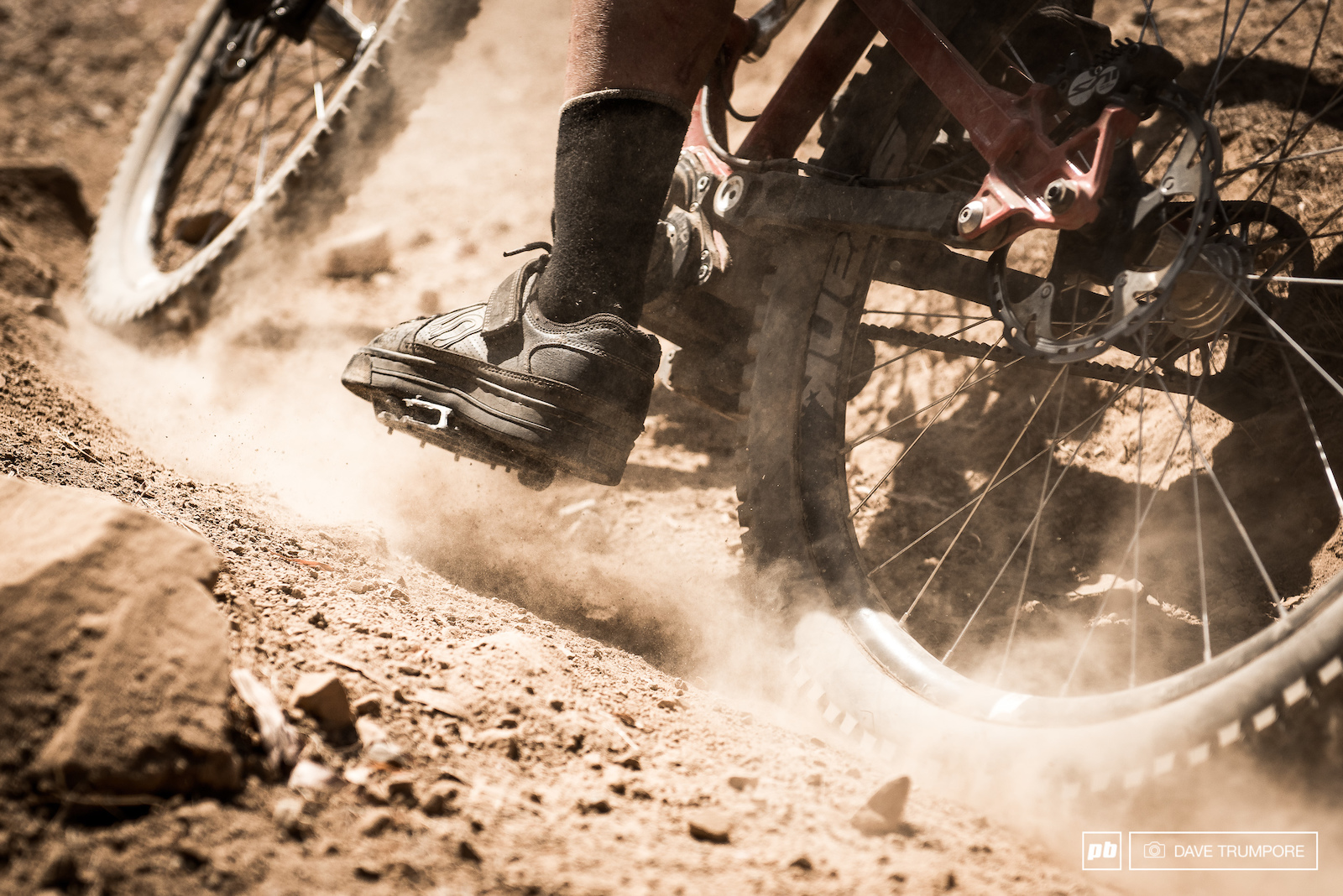 Even though racers were no longer faced with the anti-grip of the Andes the Coastal Range wasn t exactly made of hero dirt.