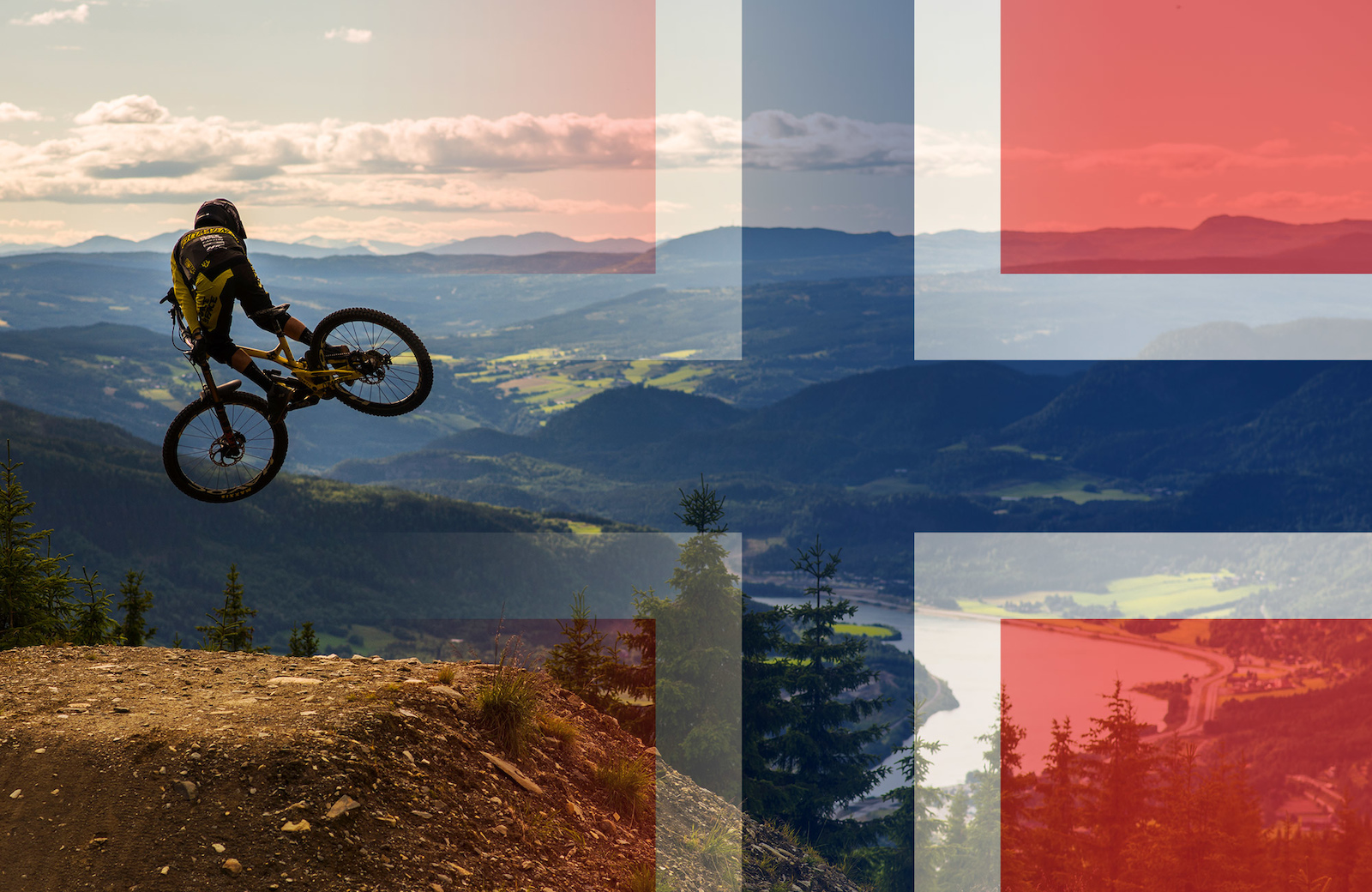 R my M tailler in Hafjell. Photo Commencal