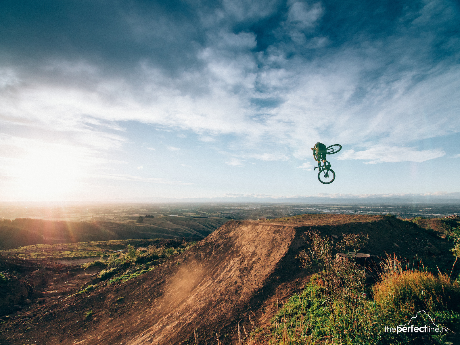 Tyler Brooker clocking up the steeze miles on Airtearoa airlines at Christchurch Adventure Park - New Zealand