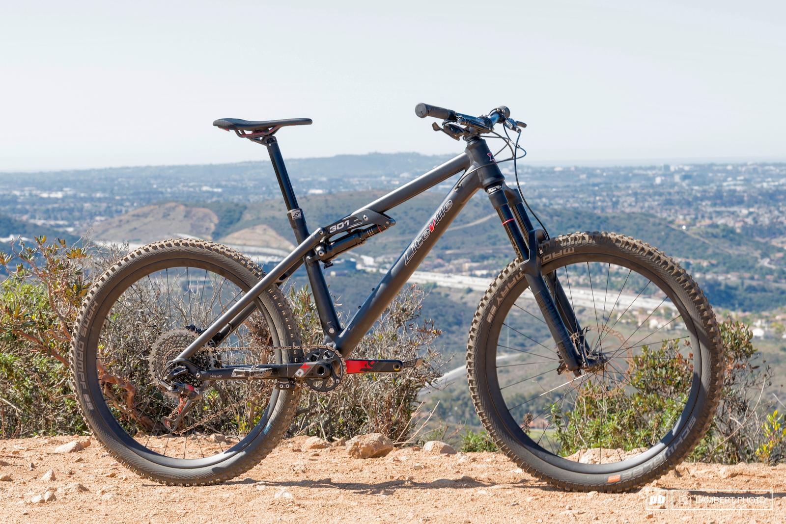 a43406c4823 Liteville 301 MK14 Enduro Factory Machine - Review - Pinkbike