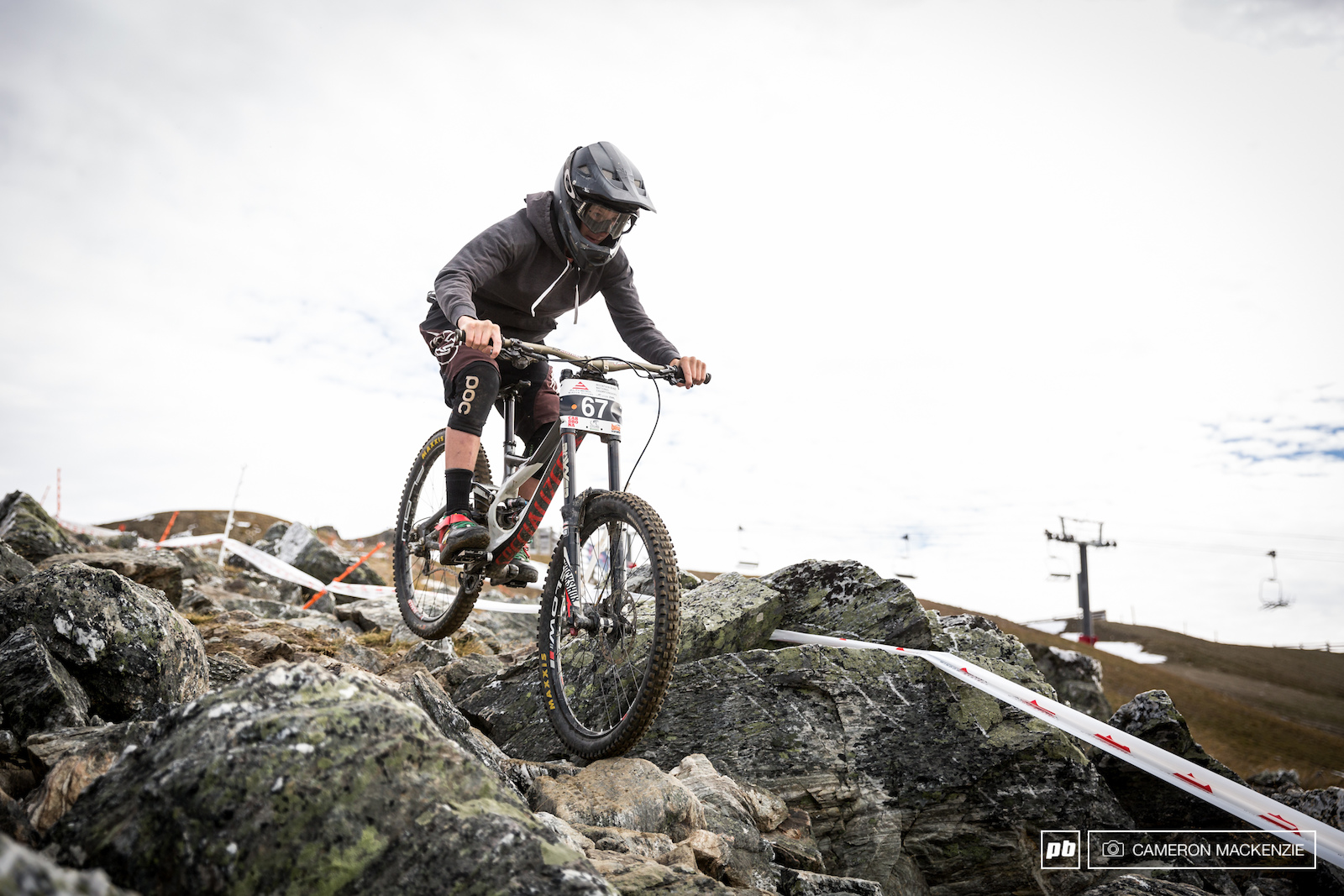 NZ DH National Champs 2018