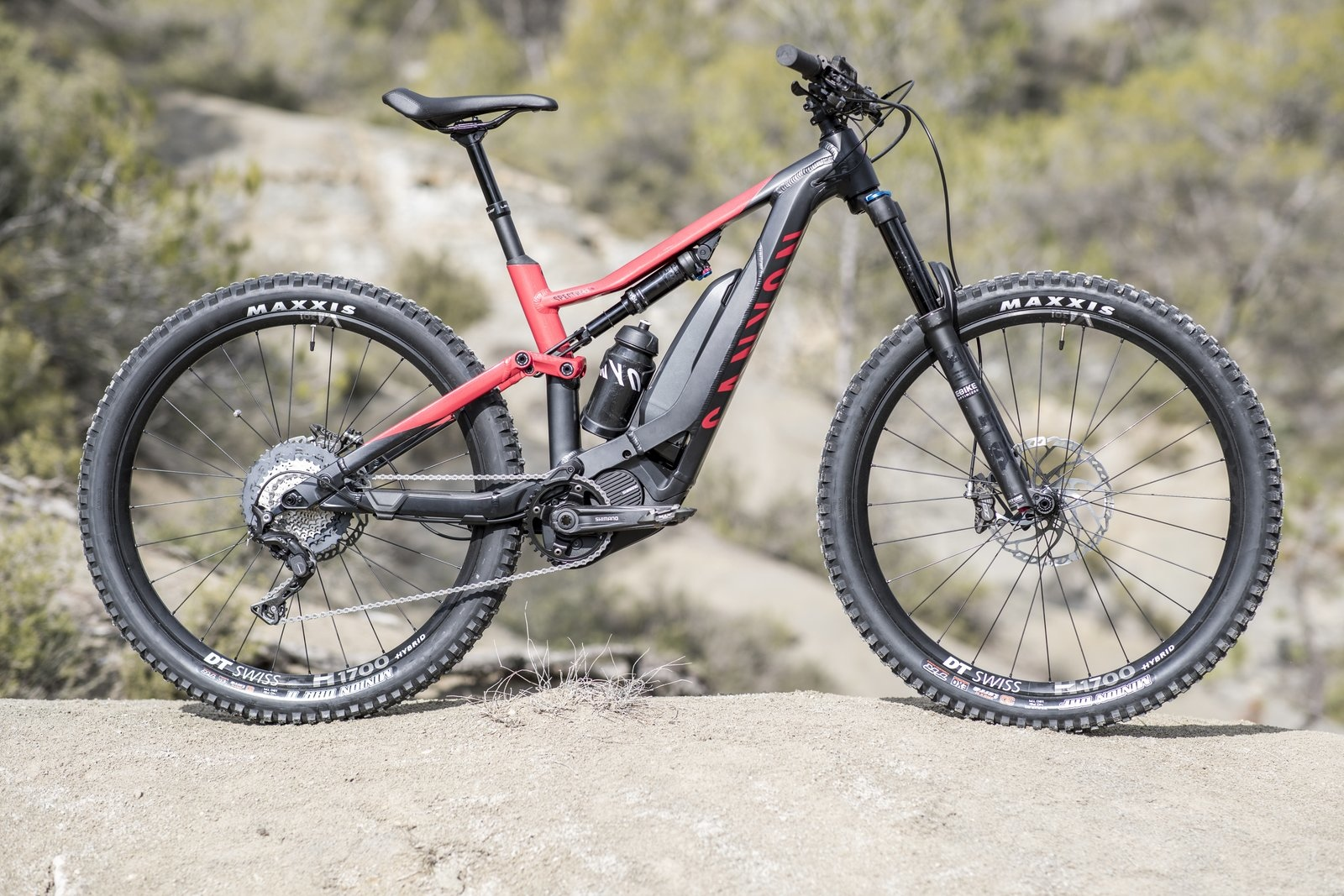 Canyon Goes Electric with the Spectral:ON - First Ride - Pinkbike