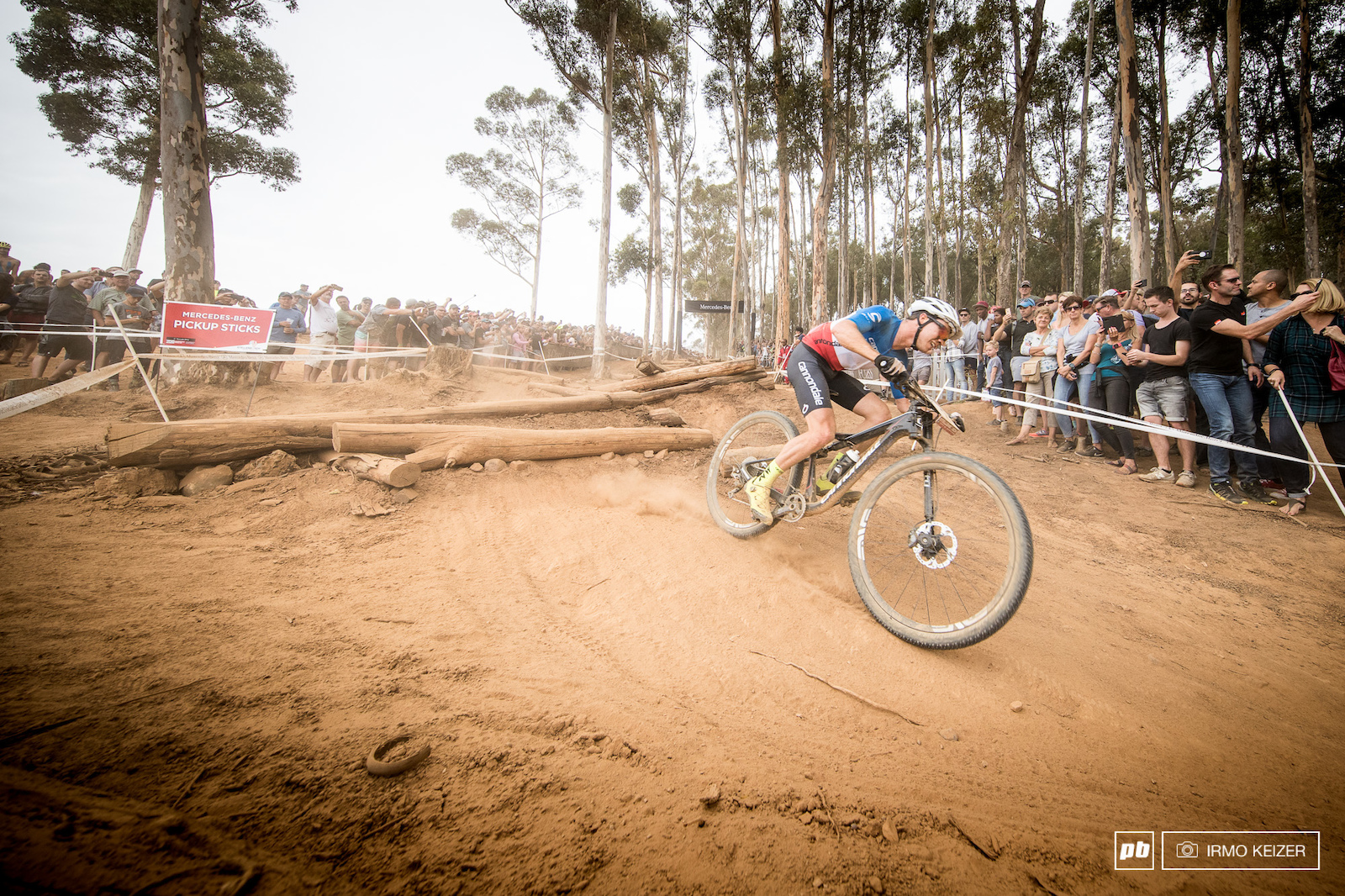 Maxime Marotte is one of the fast Frenchies challenging Nino Schurter s supremacy in mountainbiking. Up untill the very last moment he was within inches of leaders Gaze and Schurter.