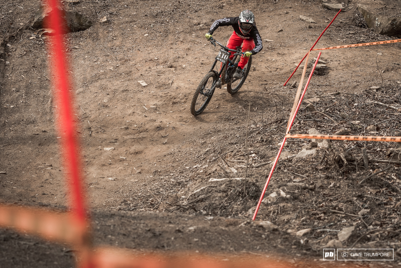 With more than a 30 second lead no one was anywhere close to Caroline Washam this weekend.
