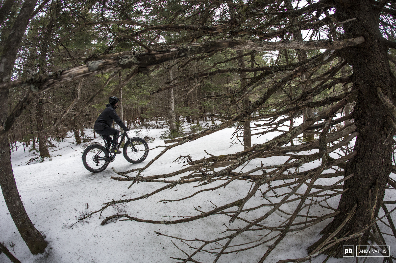 The Tour de Fat Exploring New Brunswick s Winter Trails - Destination Showcase