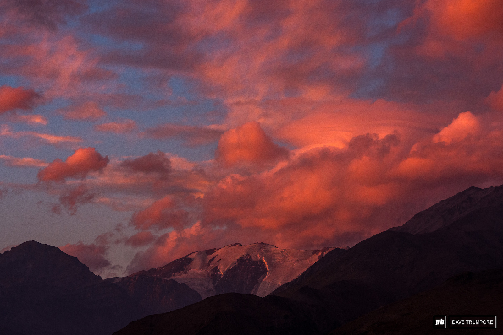 There s a storm brewing in the Andes above Santiago Chile right now. Tune back in over the next two days to keep abreast of all the wild racing action from the opening EWS of 2018.