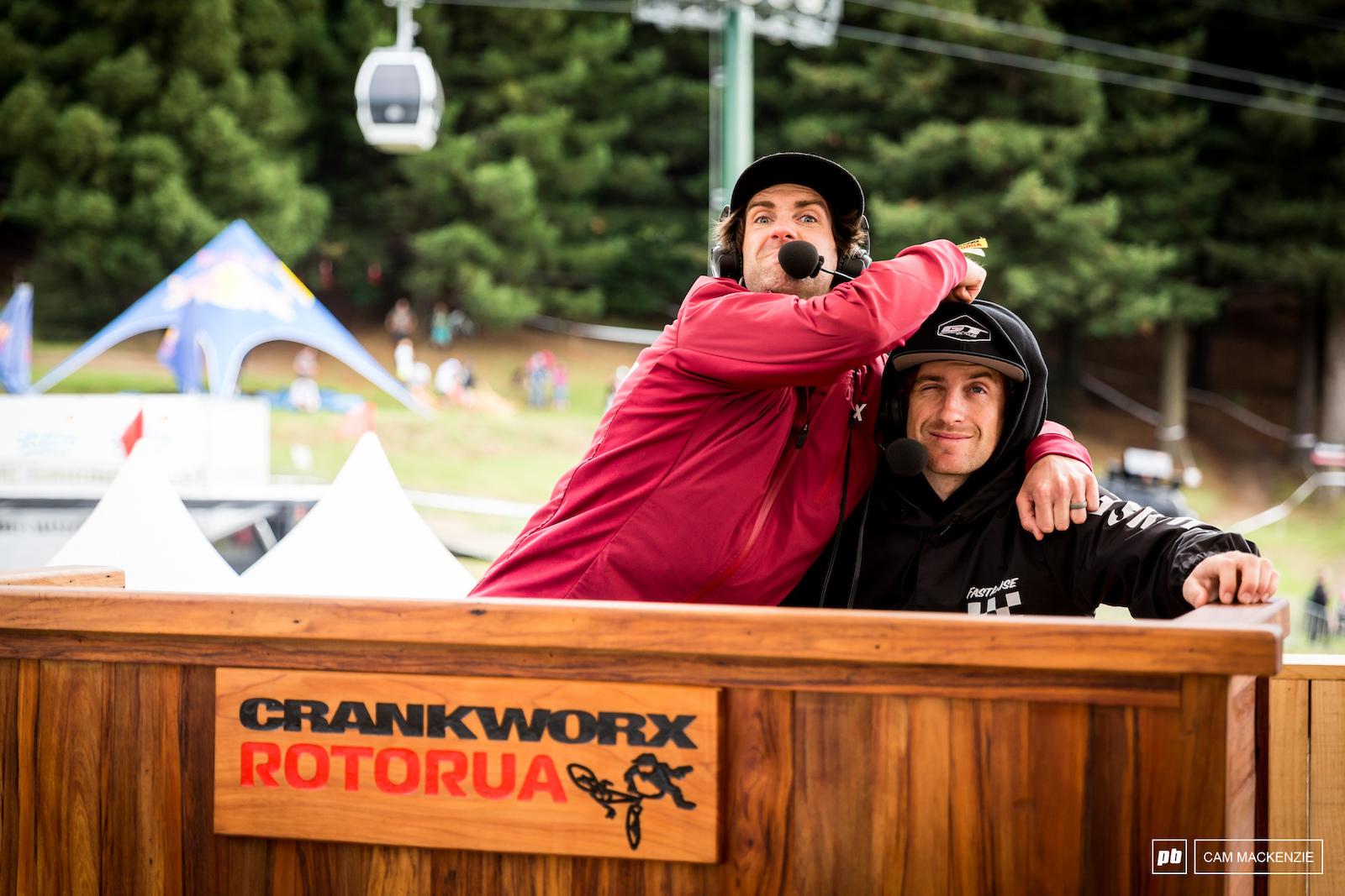 Crankworx Rotorua Slopestyle 2018 - Day 1