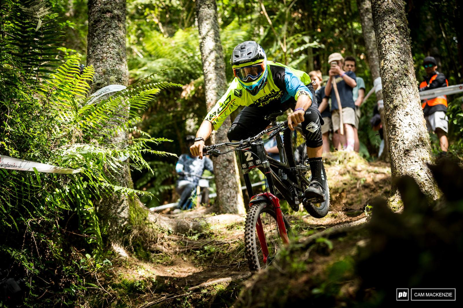 Блог компании Триал-Спорт: Спортсмены Norco блестяще выступили на фестивале Crankworks Rotorua