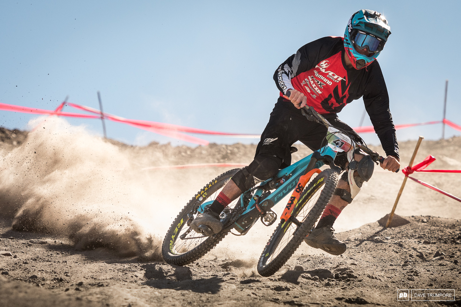 Eddie Masters came out swinging with a 3rd on stage 1.