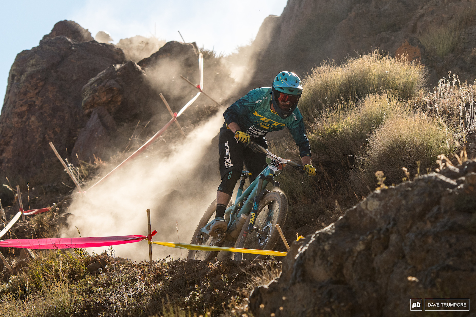 What a day for Shawn Neer taking 6th on the biggest EWS stage ever raced and finishing the day in that same position.