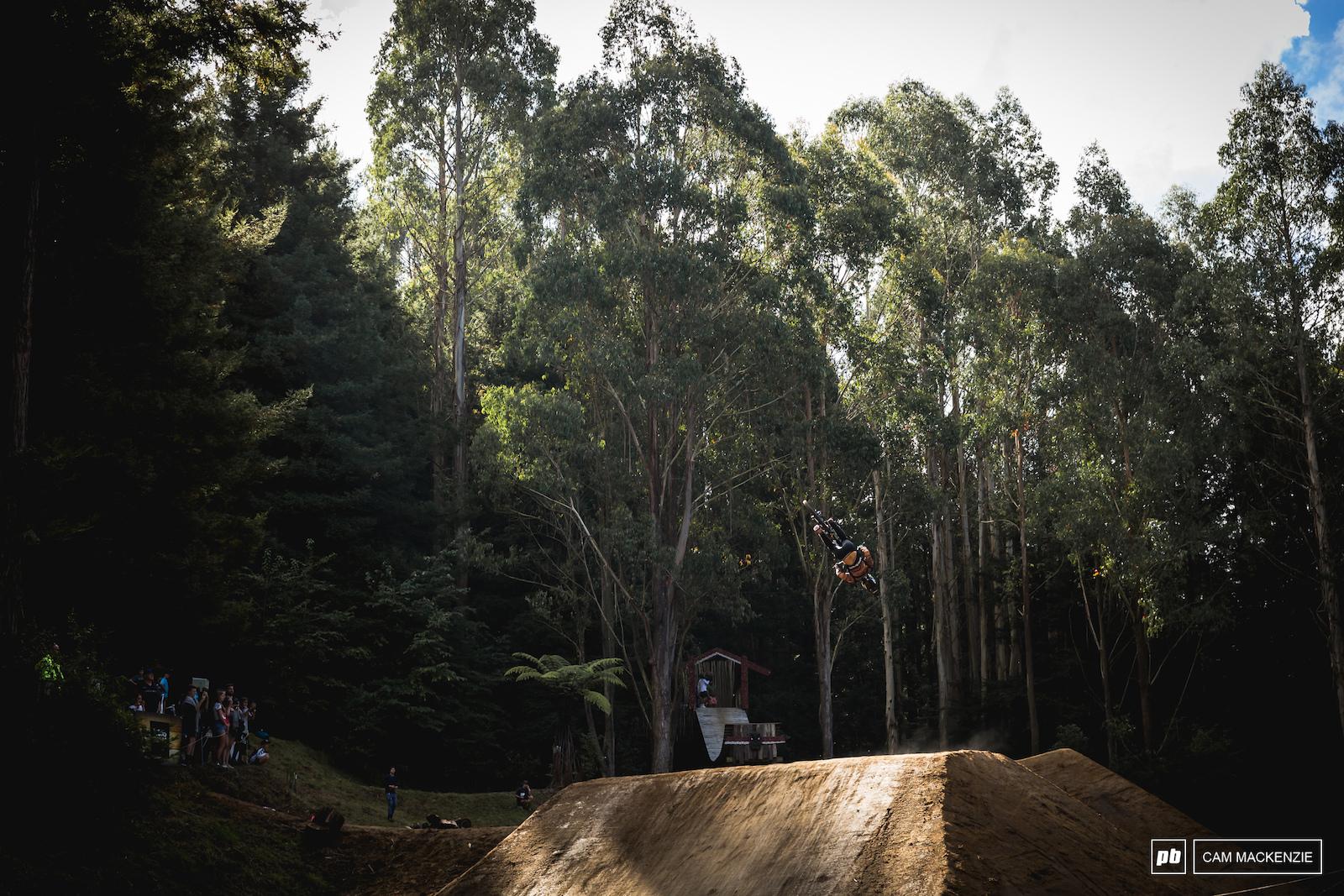 Crankworx Rotorua Slopestyle 2018