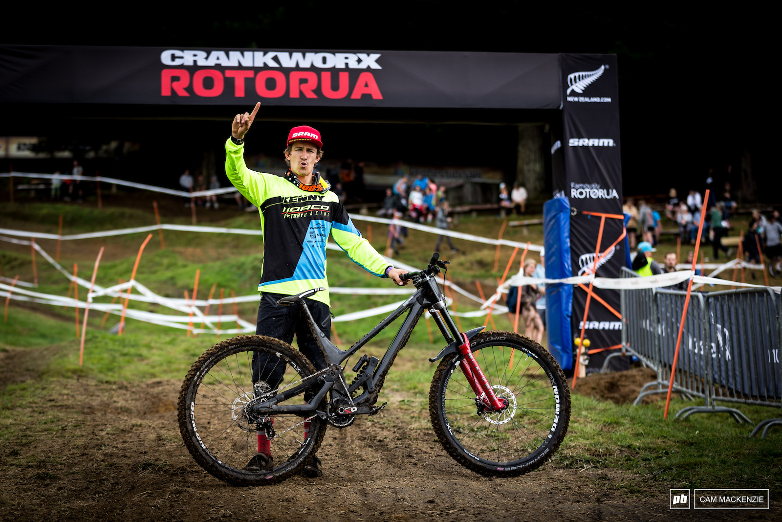 Crankworx Rotorua DH 2018