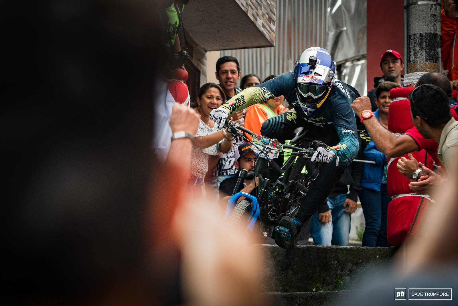 Marcelo Gutierrez proves he is the king of the the street taking the opening stage win in front of a hometown crowd.