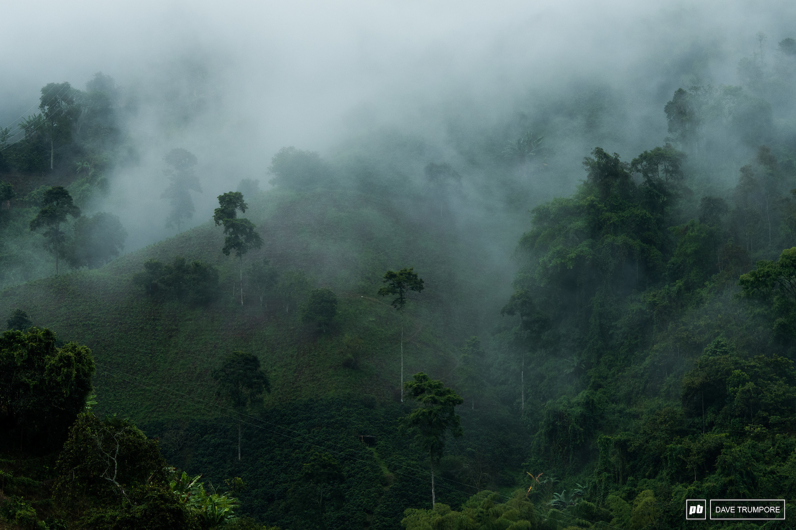 The Enduro Wet Series continues with a massive storm overnight in Colombia.