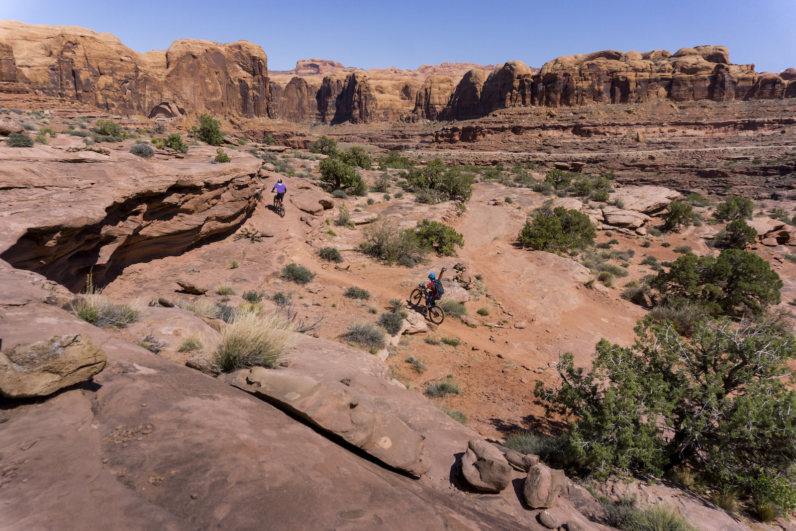 ede8f5fd1713 If you re a fan of E-bikes it looks like you might be out of luck on some  of Moab s singletrack.
