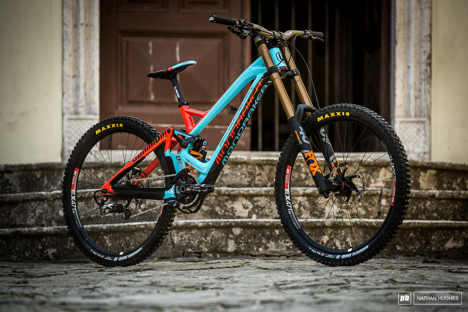 Mondraker Summum Brook Macdonald