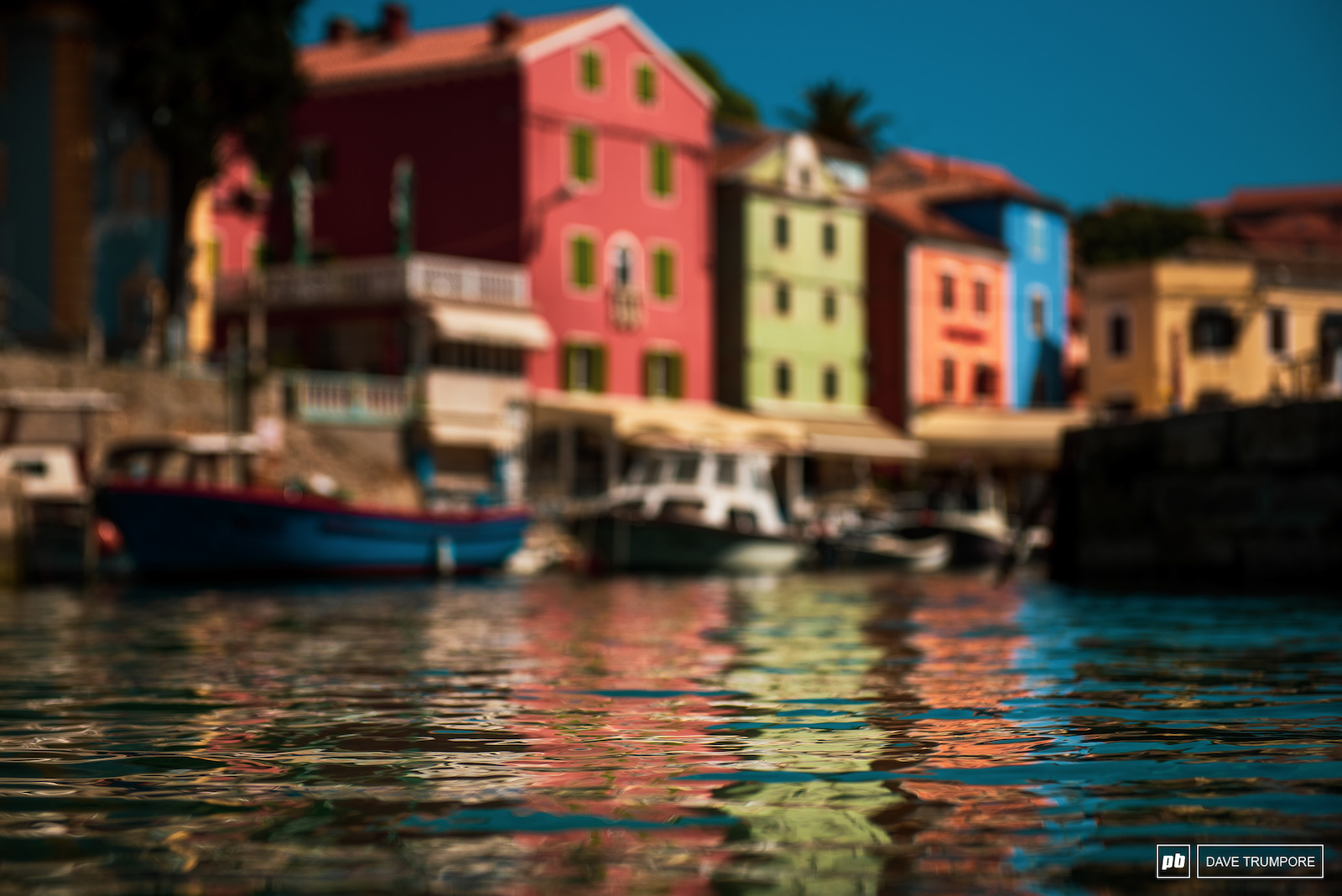 Colorful Veli Losinj.