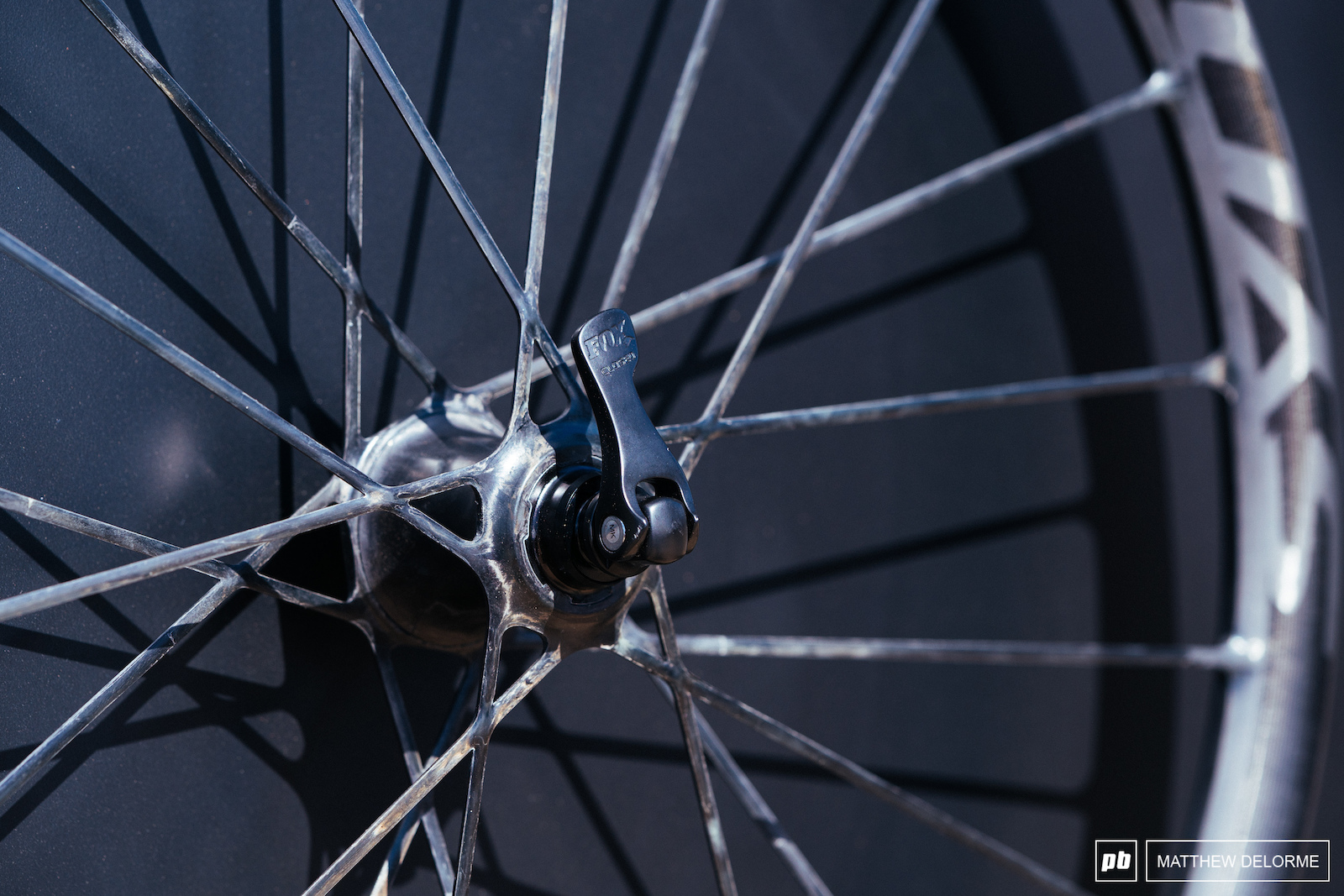 Syncros Silverton wheels