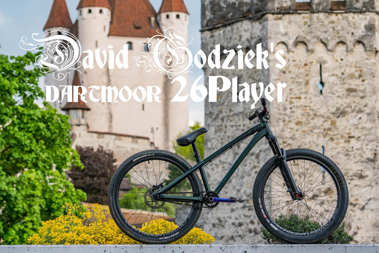 Dawid Godziek Dartmoor 25 Player