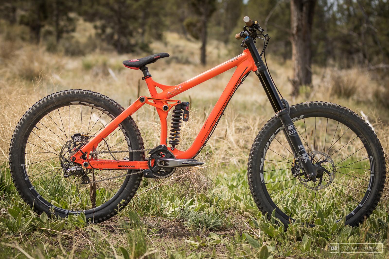 bike check dj brandt s mongoose boot r black sage fest 2018