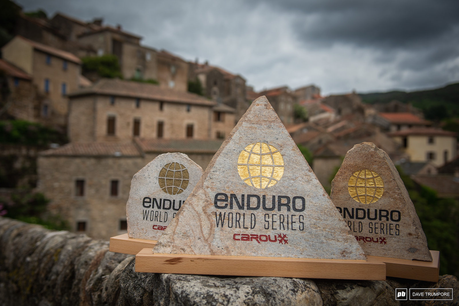 The trophies everyone is chasing in Olargues
