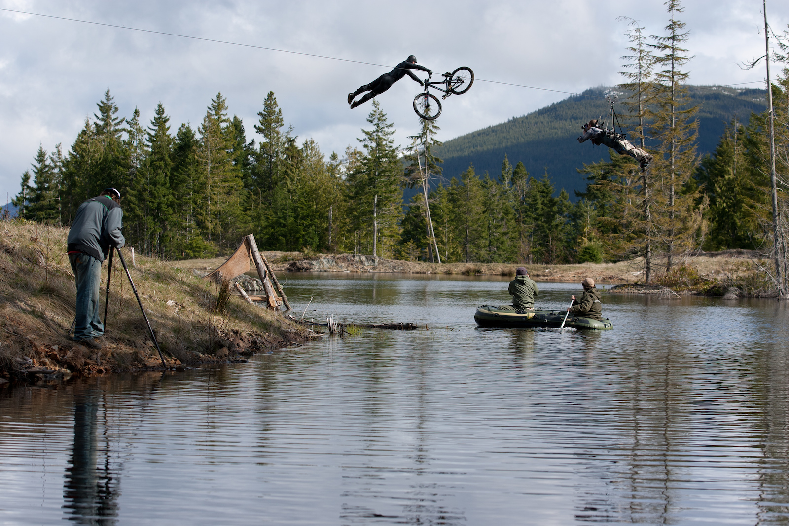 Slopestyle training
