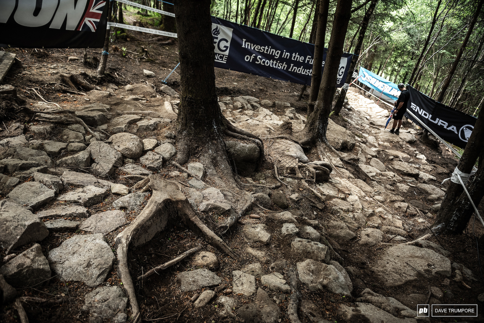 The most controversial section of a World Cup track in 2017 has been completely overhauled. You won t find anyone sinking in the mud or getting off to run through a bog this time around.