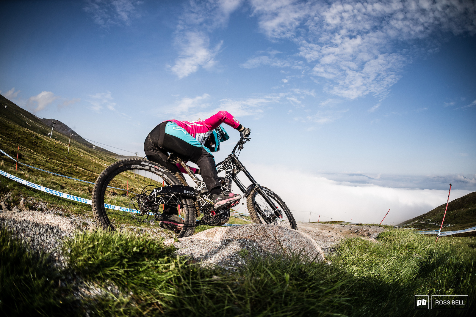 Last years winner Tracey Hannah took a bit of a distant 5th she ll be hungry to cut that deficit next week in Leogang.