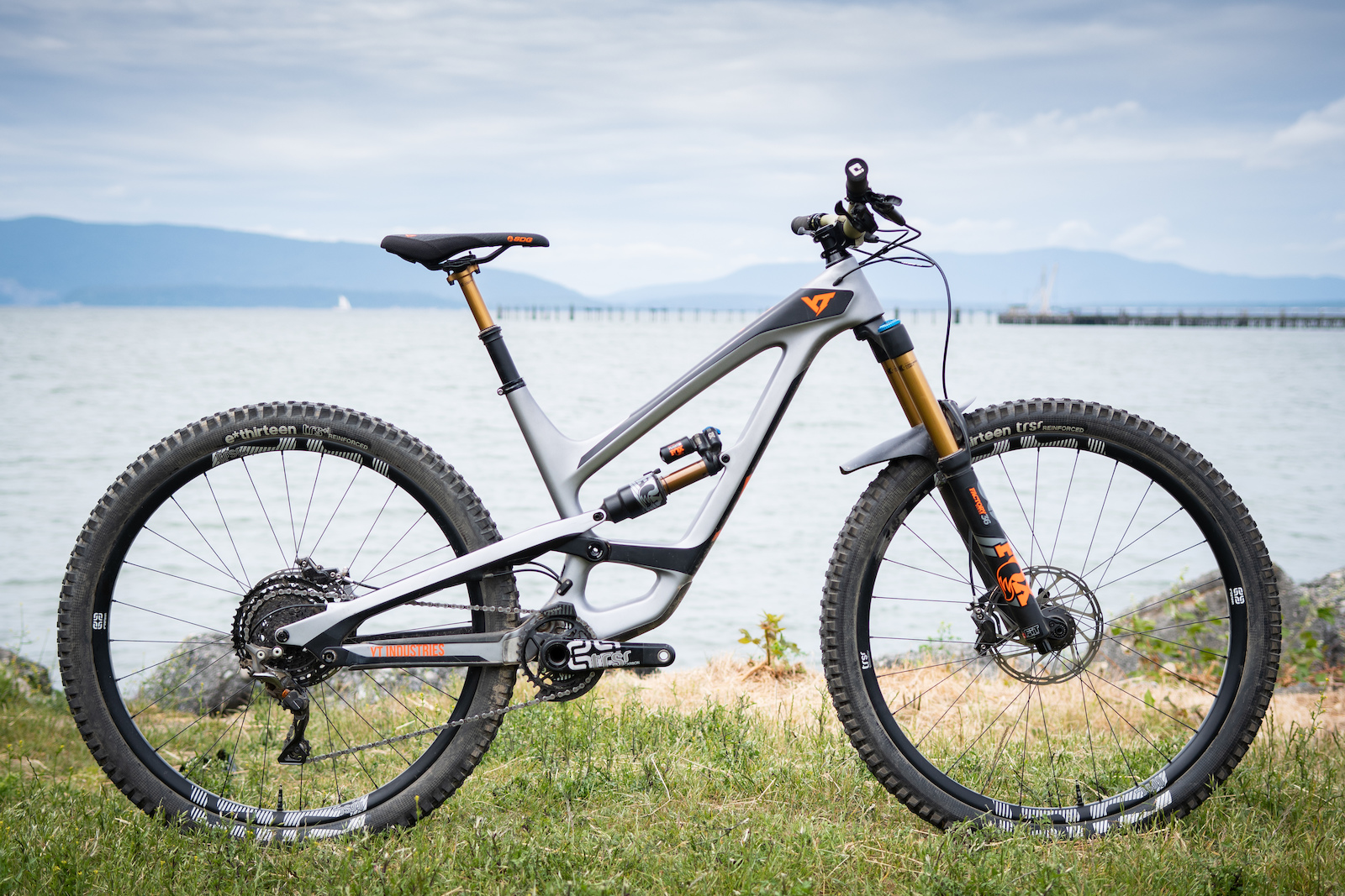 a3f615bee11 Review: YT Capra 29 CF Pro Race - Pinkbike