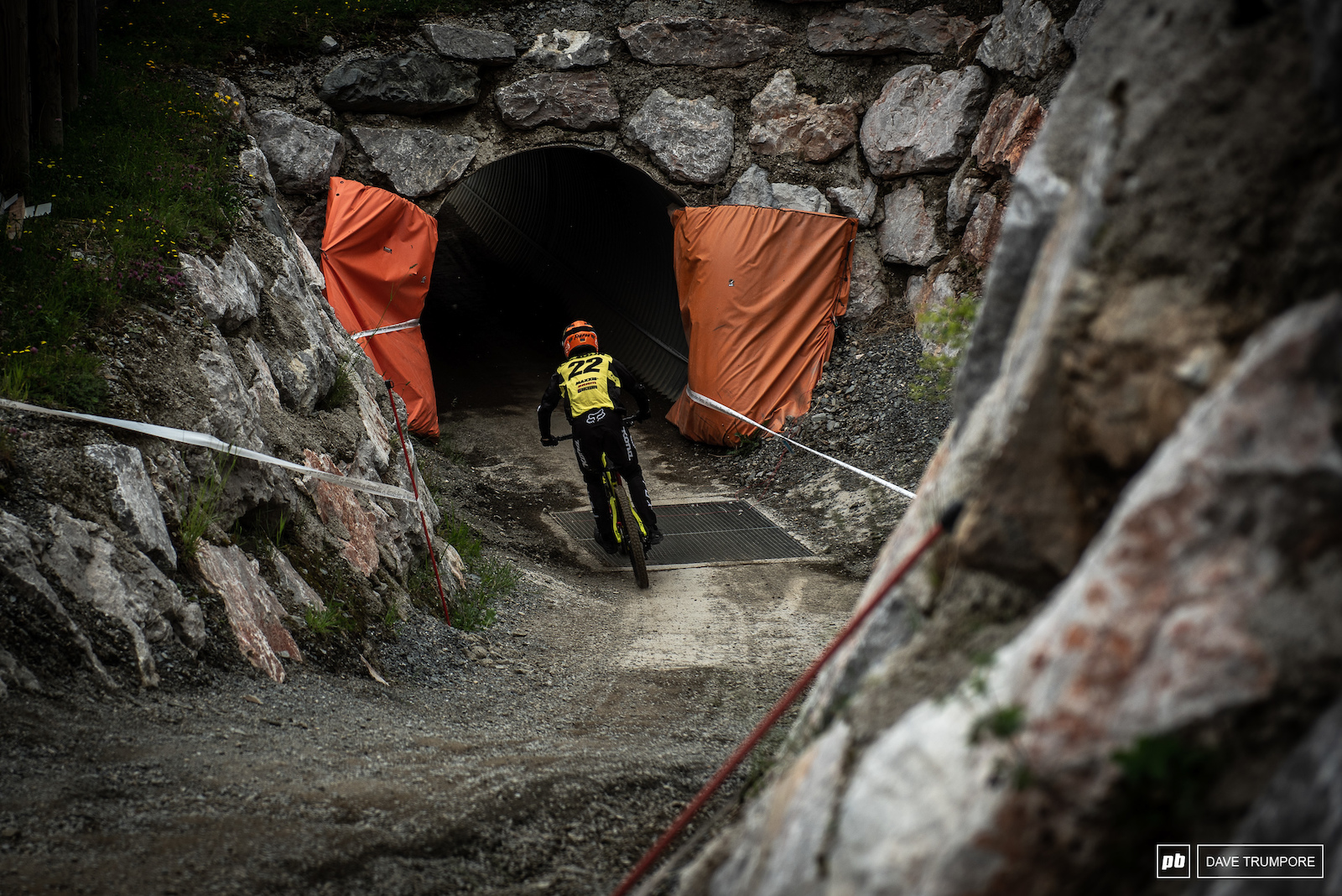 Connor Fearon put his Kona in the top 10 once again in Leogang.