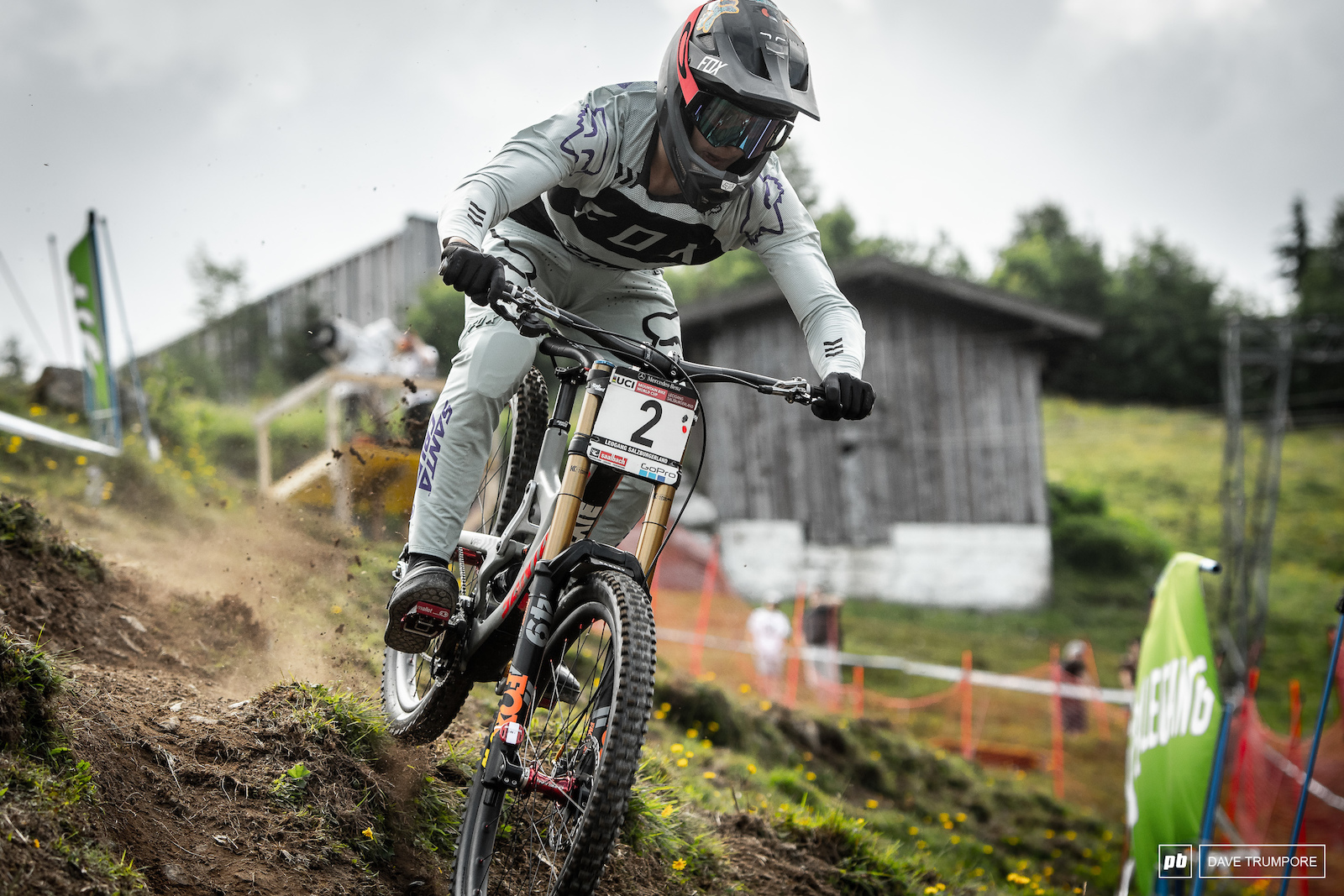 Loris Vergier snuck onto another podium this weekend in Leogang. At the rate he keeps racking up top 5 finishes it s one a matter of time until we see him climbing to the top step.