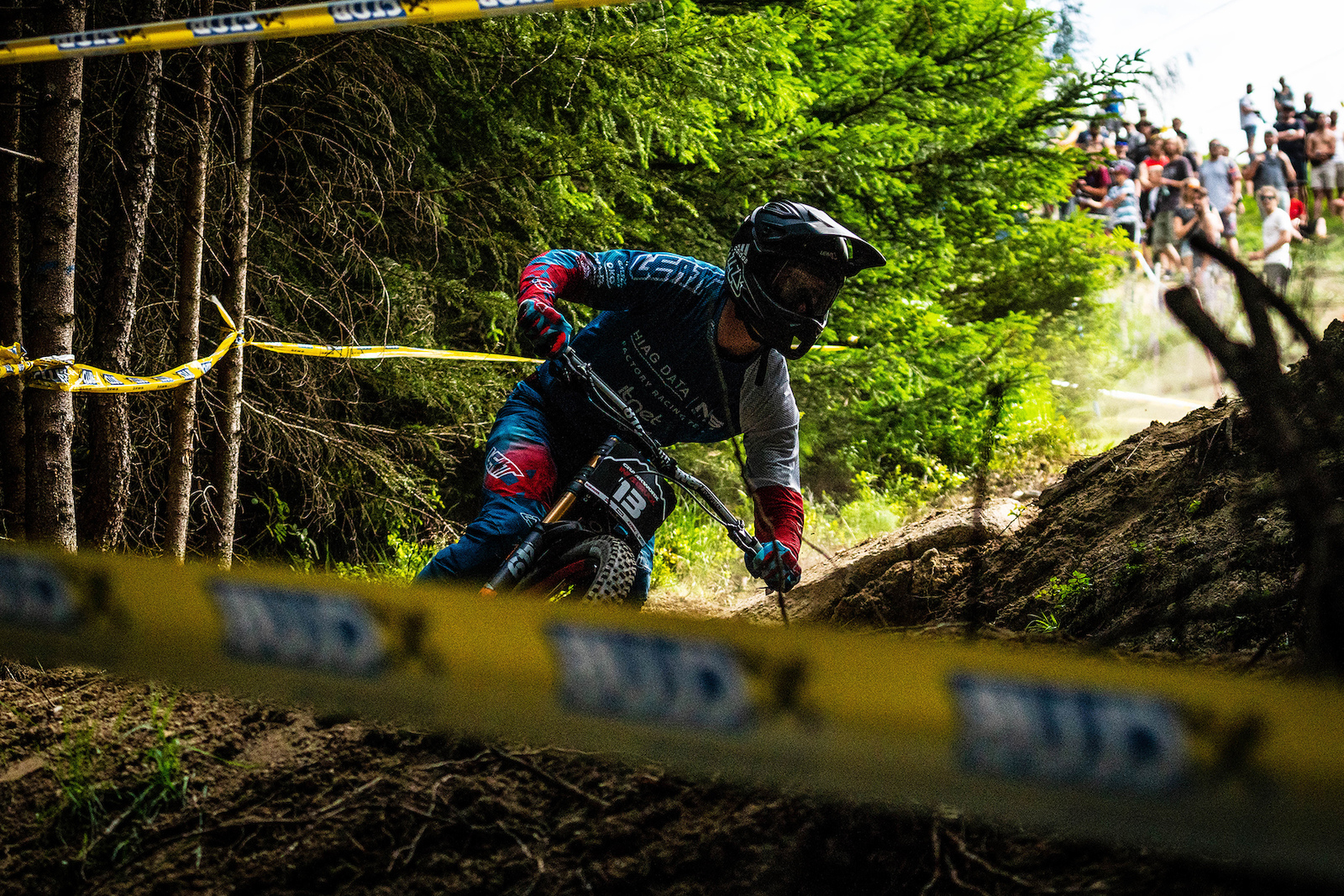 Slawek Lukasik NSBikes rider did really well today. 9th place for the rider from Poland.