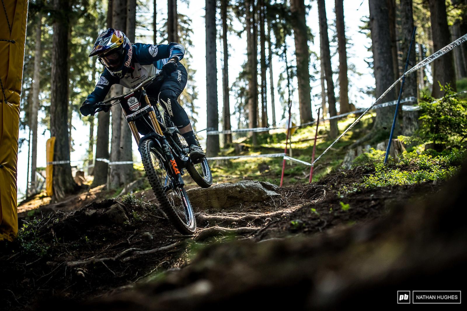 Блог компании Триал-Спорт: Спортсмены Norco на подиуме Crankworx Innsbruck и Les Gets