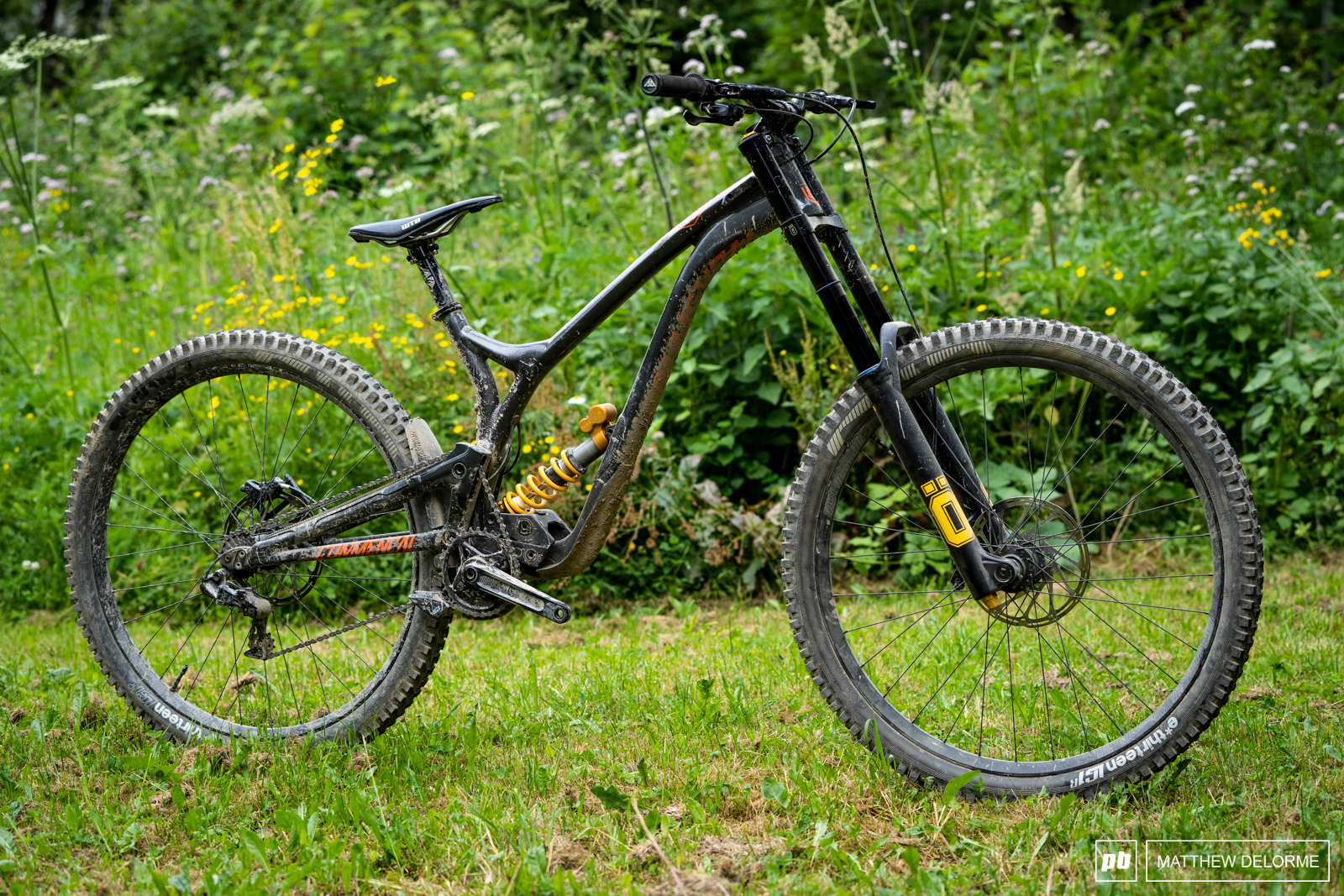 3c51e645c29 Öhlins released their DH38 Downhill Race fork last week and you can read  all about it in the 'First Look' article. More importantly, I managed to  bust out a ...