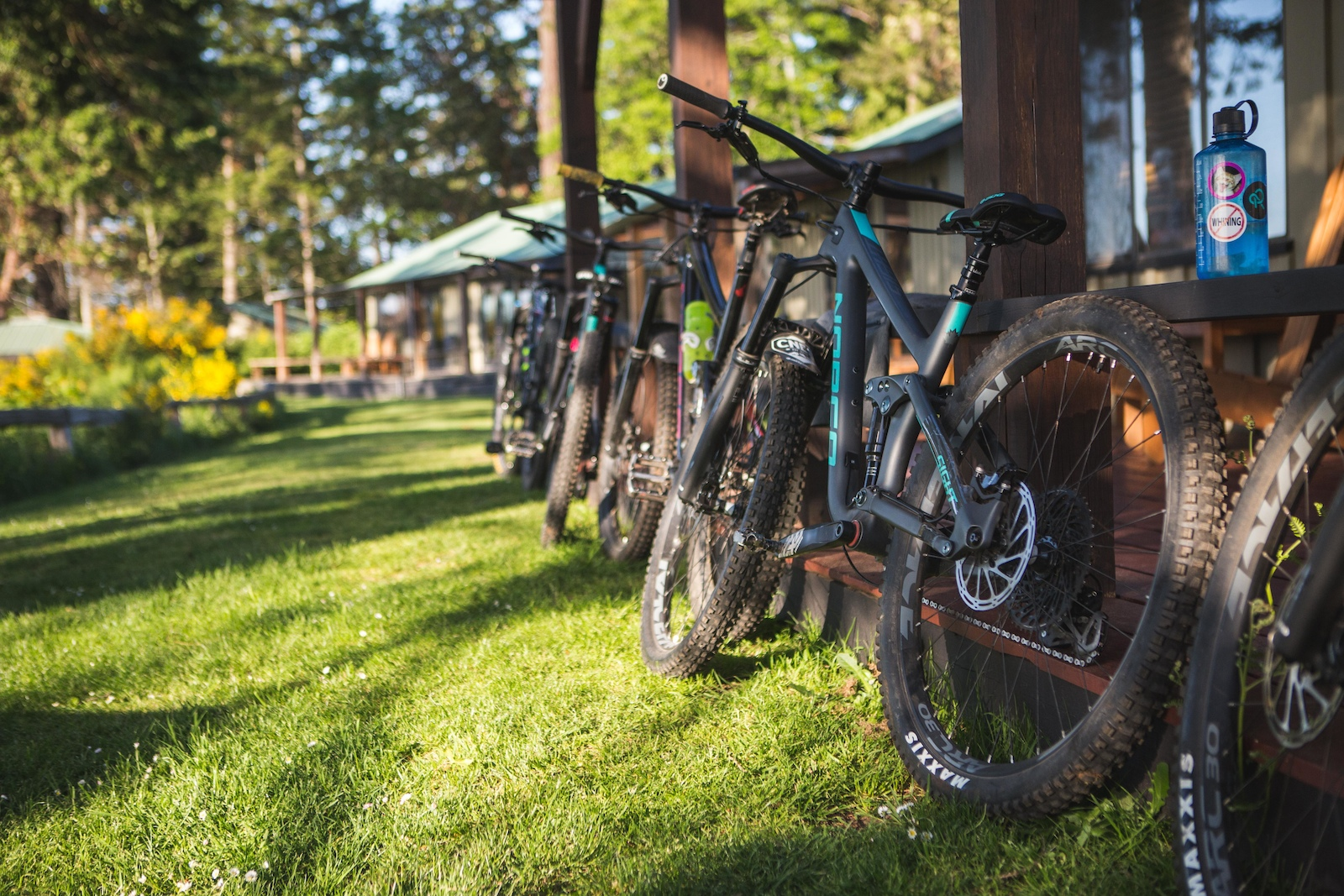 Weekend escape to Hornby Island with the Norco Bicycles women s ambassadors