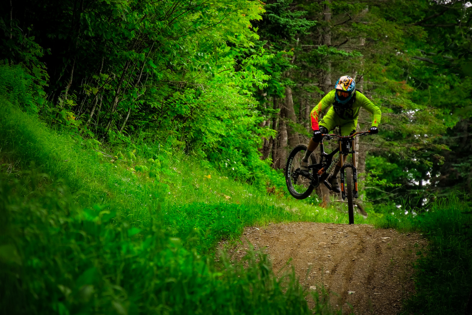 Photos from Let Em Eat story in Killington Vermont.
