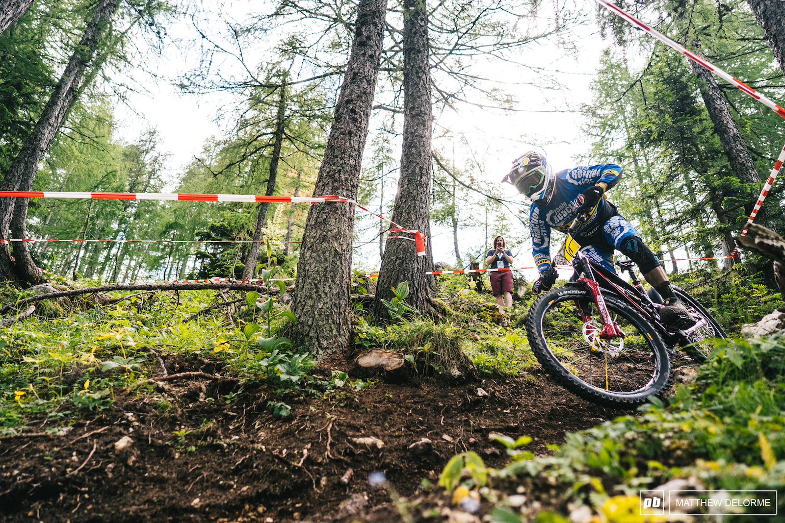 Sam Hill remains the king. Untouchable after day one.
