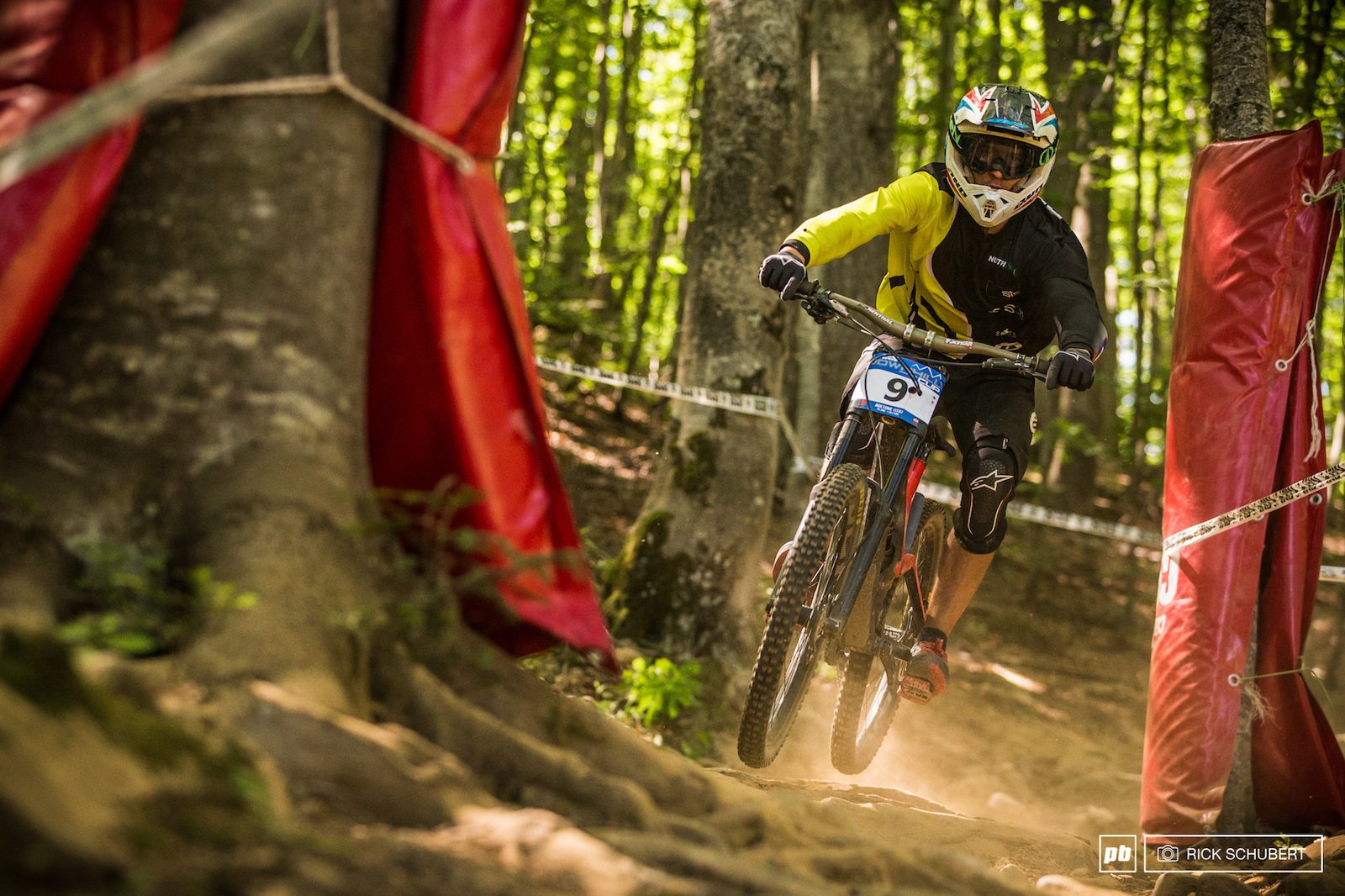Luca Berginc is coming fresh of a second place finish in Kranjska Gora and carrys great momentum what put him into 4th