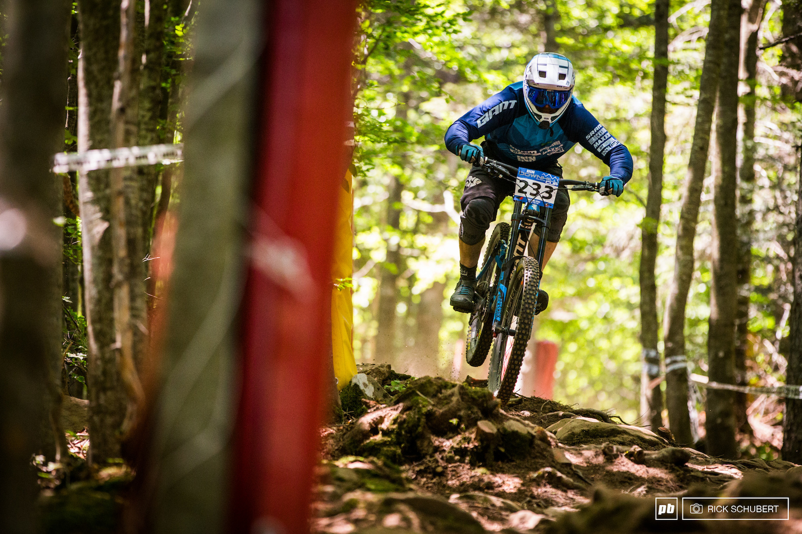 Benjamin Herold kept it steady on the long track and took the win in the masters category