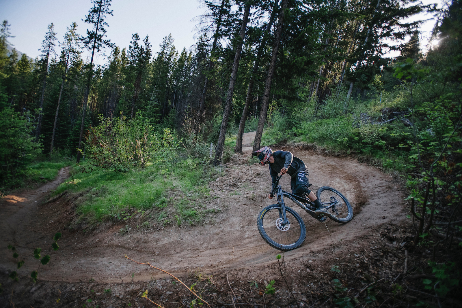 The early Bird gets the worm. Early season you can always find those fresh berms Panorama offering the goods.