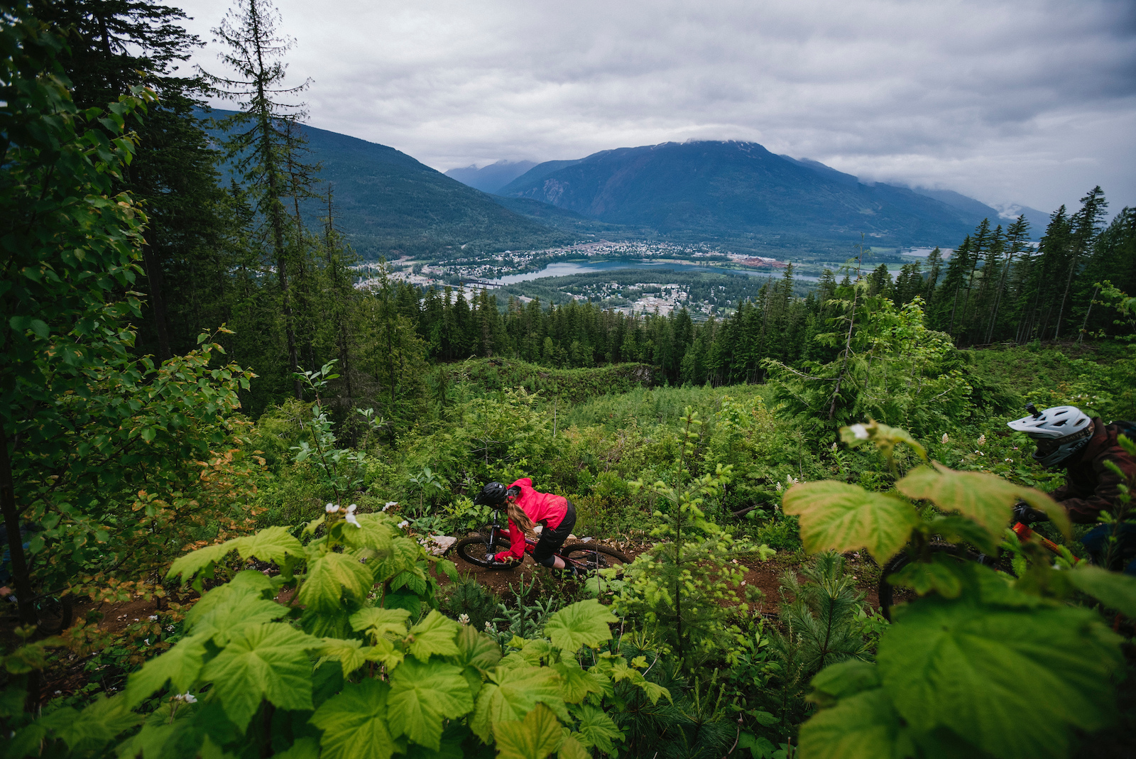 Revelstoke is famous for a reason