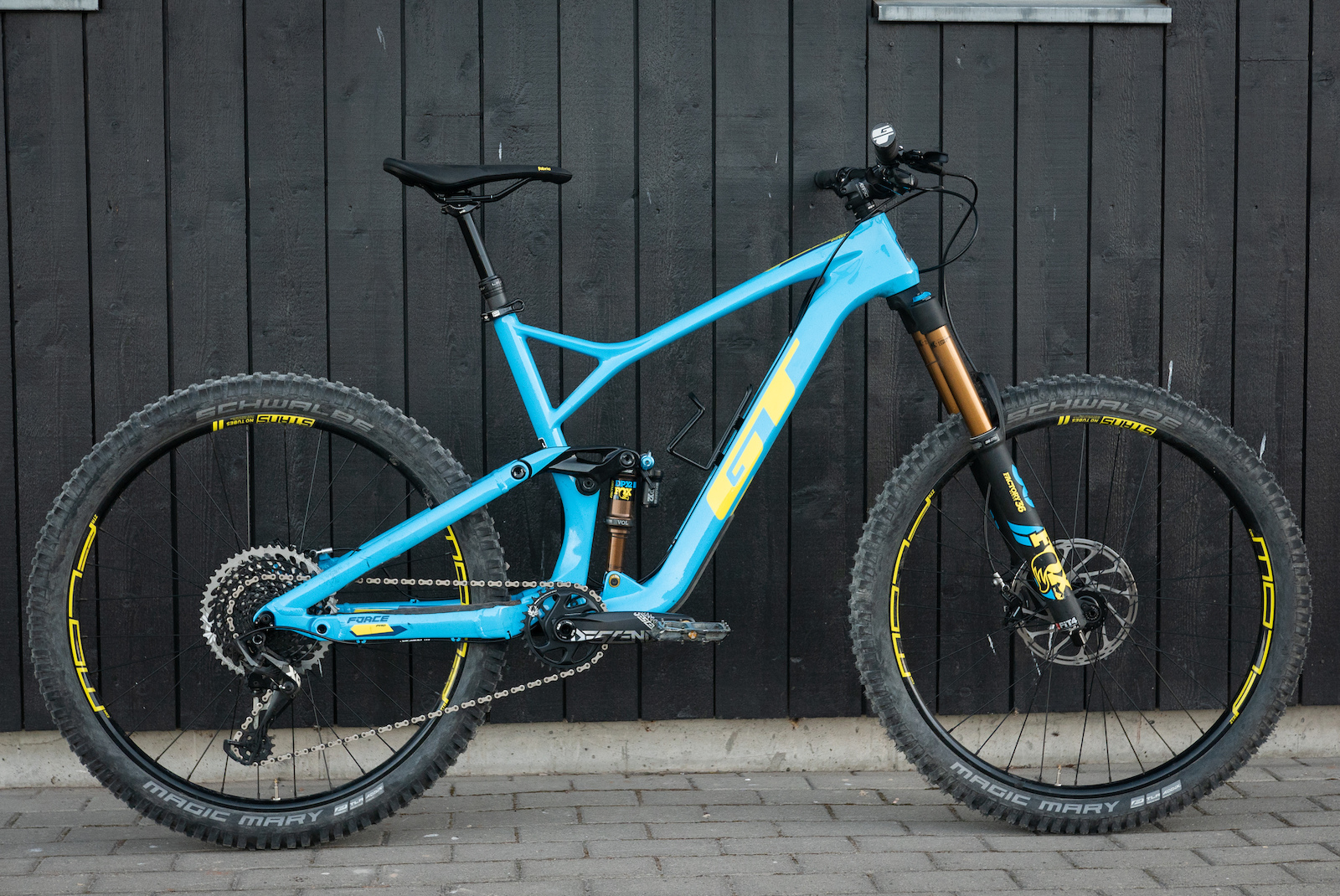 Dual Suspension Mountain Bikes With Free 14 Day Test Ride >> First Ride 2019 Gt Force Sensor Pinkbike