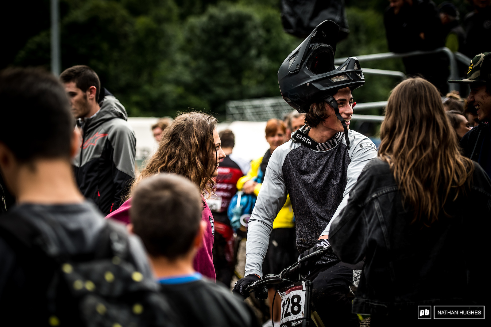 Ever heard of Hugo Frixtalon Well he just laid down a dream mud run that landed him ahead of all but two of your favourite riders.