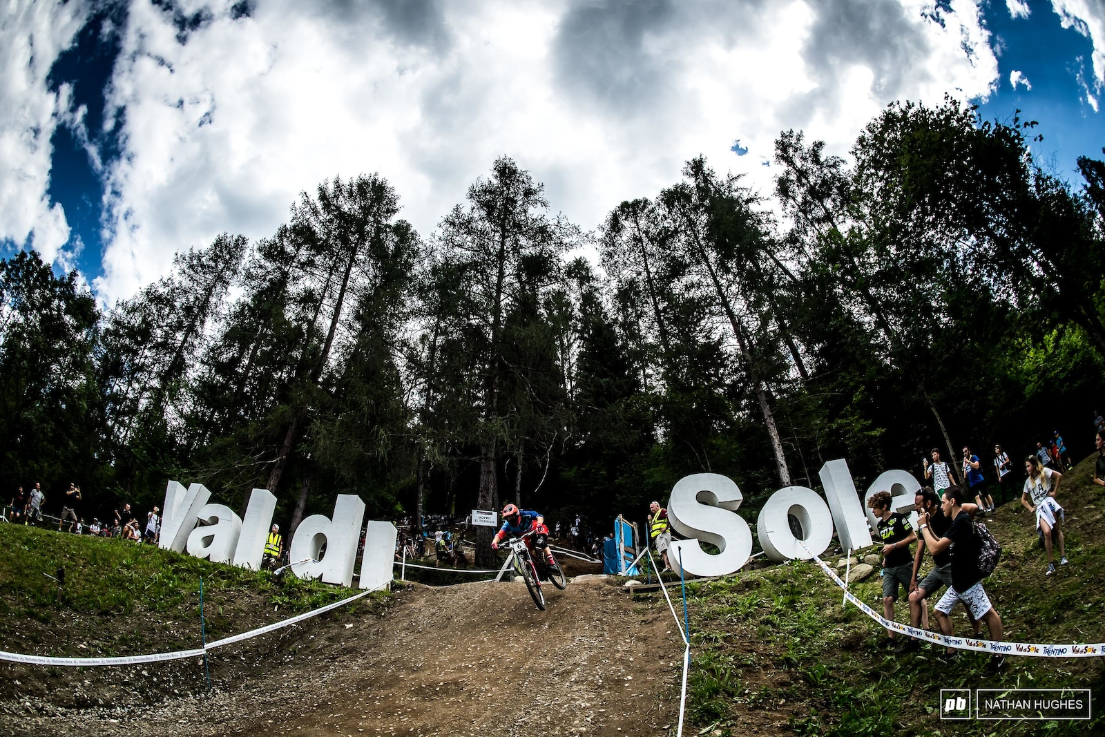 Photo Epic: DH Finals - 2018 Val di Sole World Cup