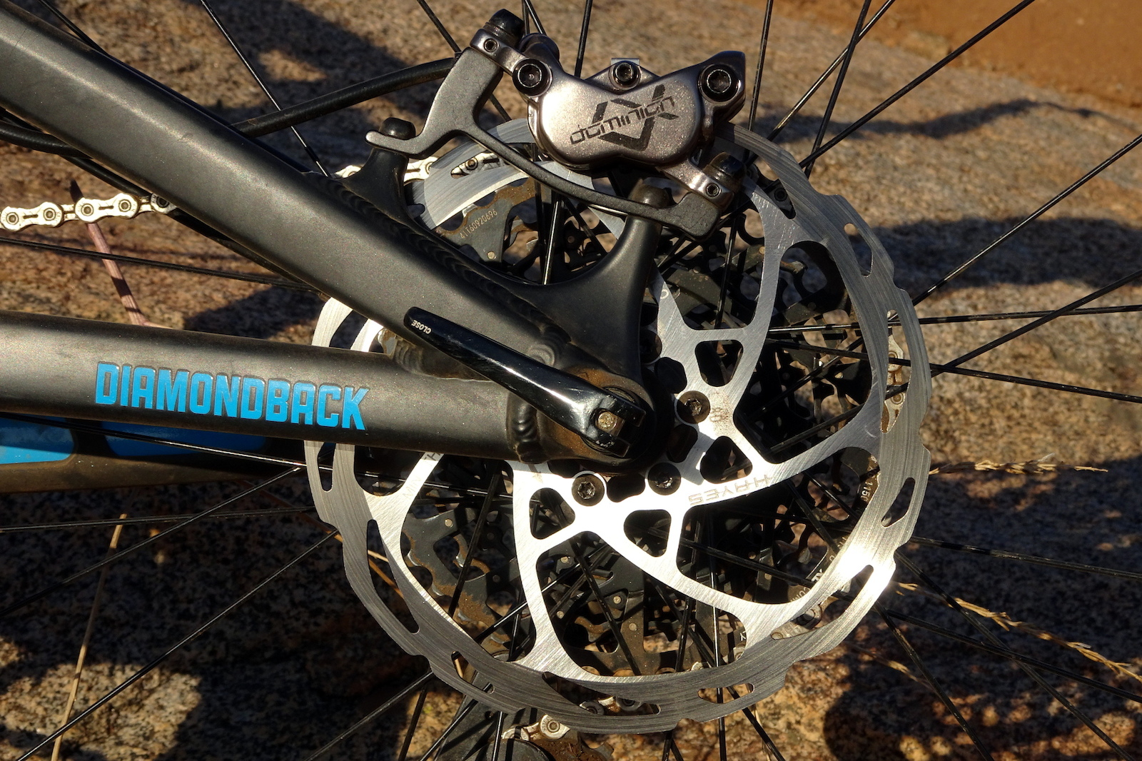 Hayes Dominion A4 Disc Brake